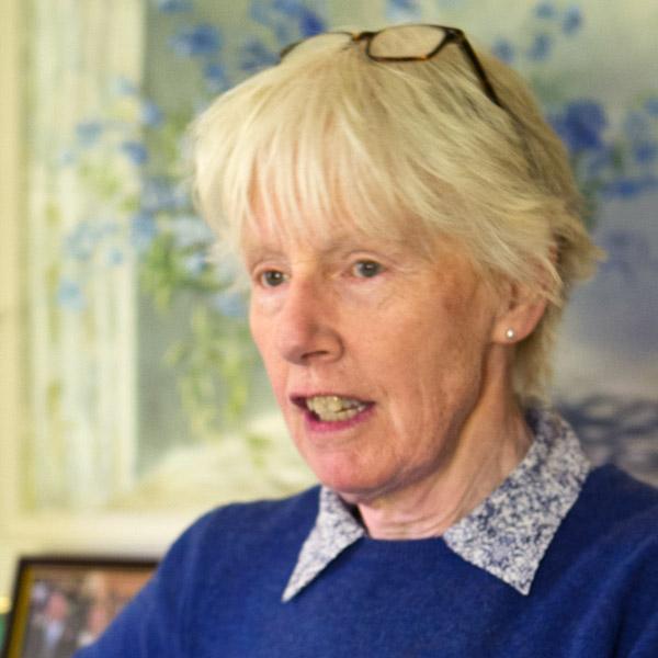 Mary White Greensod ireland director