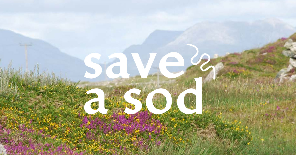 Save A Sod : Launches Today